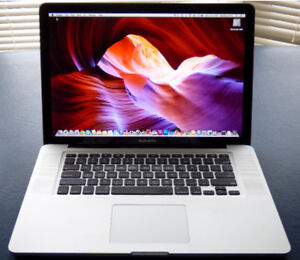 """Apple MacBook Pro 15.4"""" i5 2.4GHz 750GB HD/120GB SSD $10K OEM"""