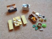 Sylvanian family furniture sets