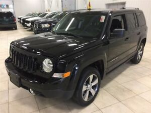 2016 Jeep Patriot HIGH ALTITUDE 4X4, CUIR, MAGS, TOIT, GPS