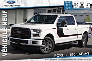 2017 Ford F-150 LARIAT*178$/SEMAINE SEULEMENT*