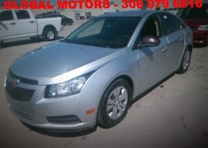 2013 CHEVROLET CRUZE - FINANCING AVAILABLE
