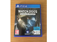 Watch Dogs Complete Edition PlayStation 4