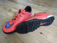 Boys Nike Football Astro Boots - Size 2