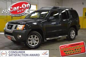 2012 Nissan Xterra SV 4X4 ALLOYS BLUETOOTH
