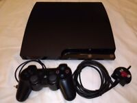 Sony PlayStation 3 Slim 250GB Charcoal Black Singstar / Exercise / Party Bundle Glasgow City Centre