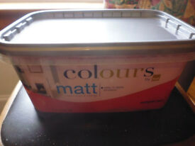 matt emulsion