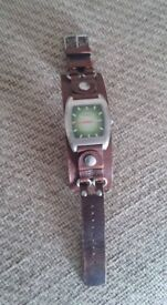 FOSSIL wristwatch very good condition.