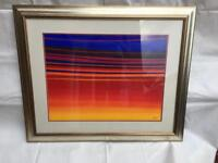 Sunset themed painting By Norman Bailey
