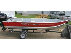 16' Aluminum Boat ~ WANTED TO BUY ~ Must Be Like New