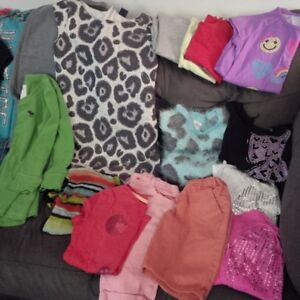 Girls size 8 Justice and Gap Clothing
