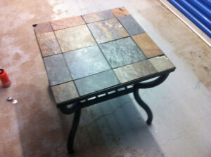 Tiled Outdoor Patio Table...GREAT Condition