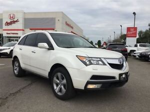 2010 Acura MDX AWD | LEATHER | REAR CAM | CLEAN CARPROOF |