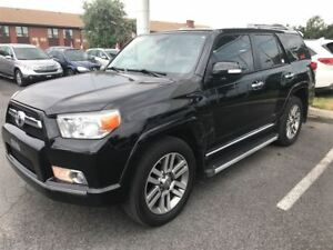 2012 Toyota 4Runner LIMITED CUIR BLUETOOTH GPS