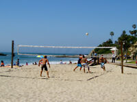 Cabo Beach Volleyball Trip