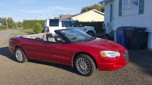 ** 2005 Chrysler Sebring Touring Excellent Condition **