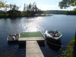 15-132  Beautifully maintained home on Gorgeous Lakefront Lot.