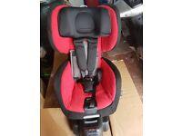 Recaro OptiaFix Toddler Car Seat