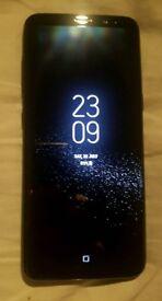 Samsung Galaxy S8 EE Midnight Black