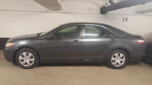 Low Kms 2007 Toyota Camry LE Sedan Mint condition