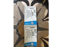 2 Olly Murs tickets