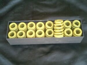 LS2 valve springs, retainers, and locks