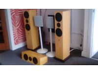 5 _ linn speakers . no offers . calls only .