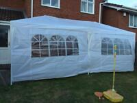 Marquee 6m x 3m
