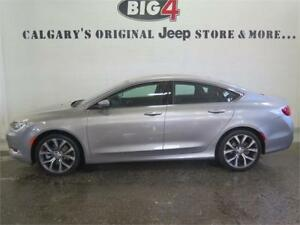 2016 Chrysler 200 C, Leather, panoramic sunroof, V6