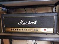 Marshall AVT50H 50W 2-Channel Head with Reverb