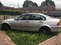 BMW low mileage very clean