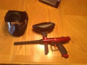Tippman gryphon paintball gun