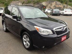 2014 Subaru Forester 2.5i TOURING AWD NAVIGATION REMOTE START Cl