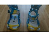 Burton Exile EST bindings (medium)