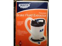 Draper pneumatic 5l brake fluid extractor
