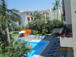 Great location close to the Ocean in Puerto Vallarta