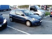 2006 FORD FIESTA STYLE CLIMATE 1.2 MOT NOV SERVICE HISTORY LOW MILEAGE FINE EXAMPLE £595