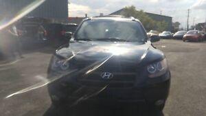 Hyundai Santa Fe Traction intégrale, 4 portes 3,3L, boîte automa