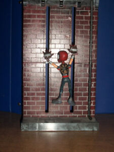 Spider-Man Wall Climber