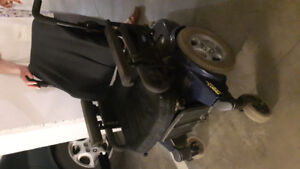 Perfectly maintained Medicare  electric wheelchair