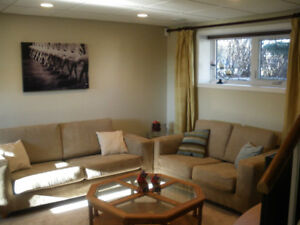 Fully Furnished Bachelor Unit in a Bi-level House