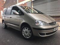 Ford Galaxy 2005 2.3i LX 5 door AUTOMATIC, HUGE SPEC, 7 SEATER, BARGAIN