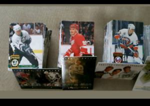 6500 Cartes de hockey / Hockey cards