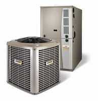 High Efficiency Air Conditioner Furnace Rent to Own FREE Upgrade