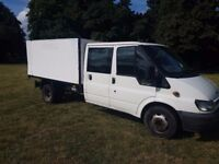 Ford Transit 2006 Tipper NO VAT!!! LIKE NEW