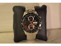 Tag Heuer CV201AG Carrera Calibre 16 Chronograph with 12 month manufacturer warranty