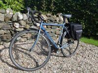 Mens Touring Cycle. Claud Butler Dalesman Touring Bike. 55cm
