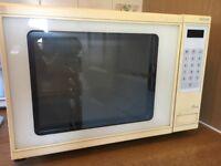 Philips microwave