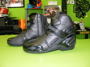 Alpinestars - S-MX2 - Short Boots - Size 9 at RE-GEAR