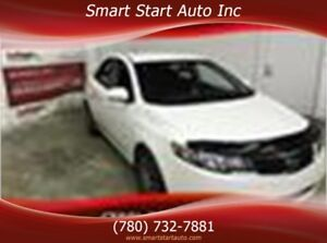 2012 Kia Forte LX Plus GREAT CAR!! FINANCING AVAILABLE!!
