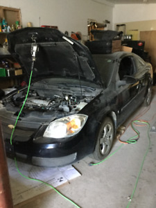 Parting out a 2007 Chevrolet Cobalt Coupe (2 door) Parts only.